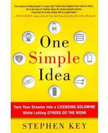 one simple idea book